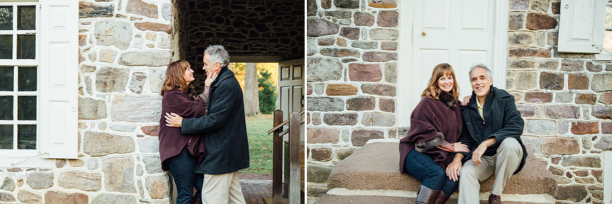 Lisa and Frank - Valley Forge engagement 18