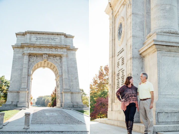 Lisa and Frank - Valley Forge engagement 4