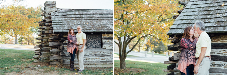 Lisa and Frank - Valley Forge engagement 5