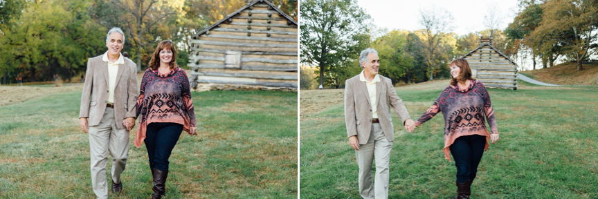 Lisa and Frank - Valley Forge engagement 8